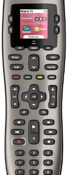 Silver 915-000159 Certified Refurbished – Logitech Harmony 650 Remote Control
