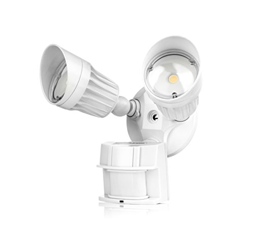 Hyperikon Led Security Light 20w 100w Equivalent Outdoor