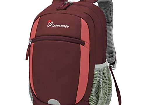 Mountaintop Kids Backpack/ Toddler Backpack/ Pre-School Kindergarten Toddler Bag
