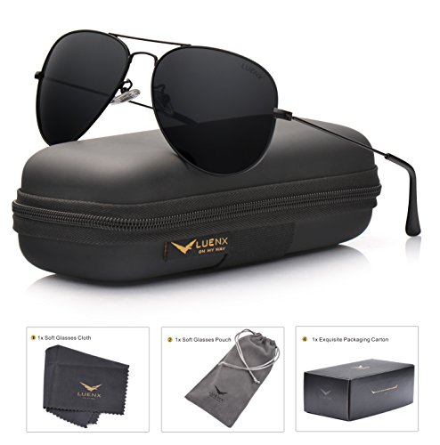 040c71f15 High quality metal of Light Weight, Superior comfort wearing experience.  Each pair of sunglasses is guaranteed 400UV protection with 100% polarized  lenses, ...