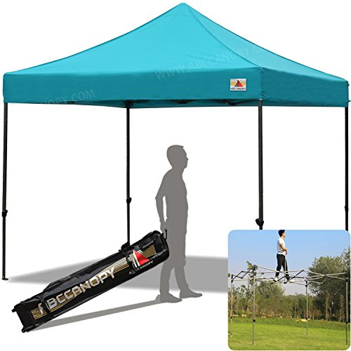 0a8246230e4 ABCCANOPY 30+colors Kingkong-series 10 X 10-feet Commercial Instant Canopy  Kit Ez Pop up Tent