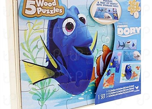 Finding Dory 40793 Kids Puzzle Set Zeetreby