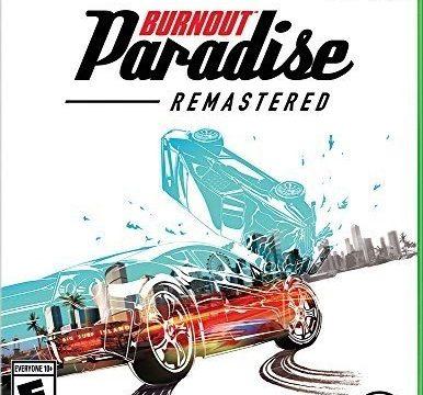 Xbox One – Burnout Paradise Remastered