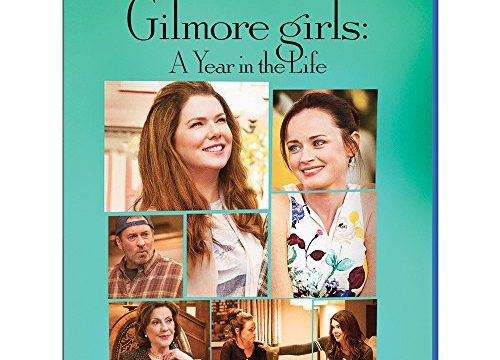 Gilmore Girls: A Year in the Life Blu-ray