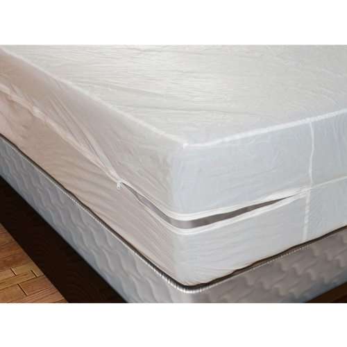 Deluxe Vinyl Fitted Crib Mattress Cover 28 X 52 Standard