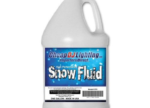 Snow Juice – Works in any Snow Machine – Safe – Non-Toxic Snow Machine Fluid