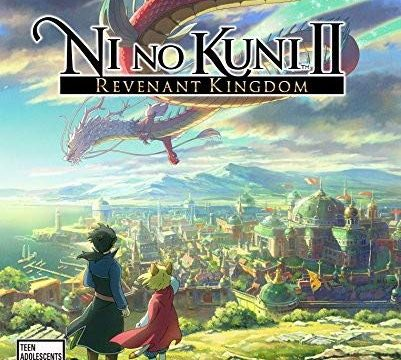 Revenant Kingdom  PlayStation 4 – Day One Edition – Ni no Kuni II