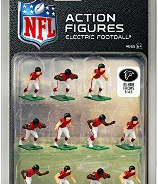 Atlanta FalconsHome Jersey NFL Action Figure Set