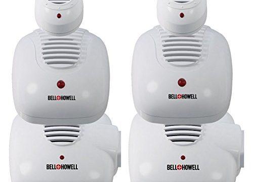 Bell & Howell Multi Ultrasonic Pest Repeller Complete Home Kit
