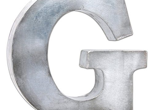 The Country House Collection Tin Letters G