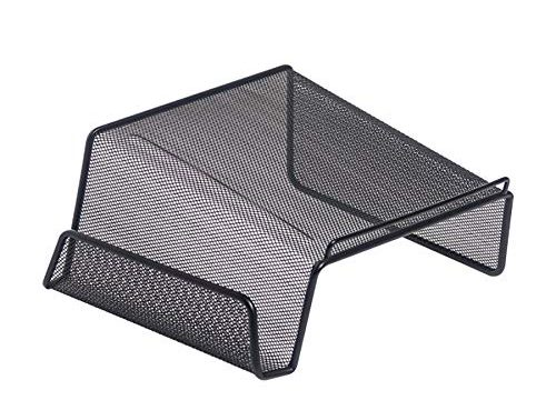 Rolodex Black Mesh Phone Stand 22151