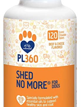 PL360 Shed No More For Dogs, 250Ct