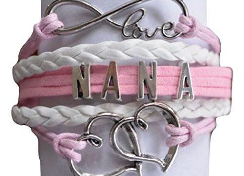 Nana Bracelet, Nana Jewelry- Perfect Gift for Nana's