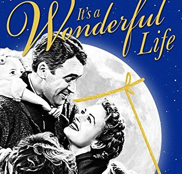 It's A Wonderful Life Black & White Version