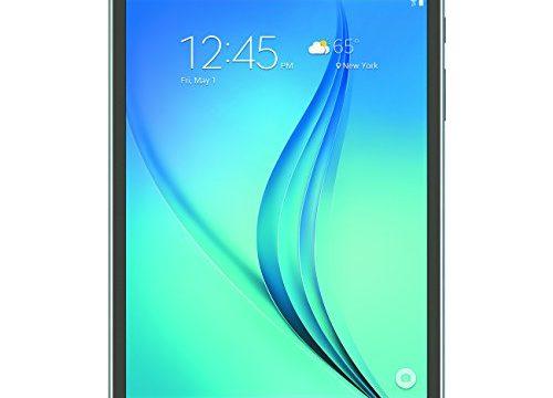Samsung Galaxy Tab A 8″; 16 GB Wifi Tablet Smoky Titanium SM-T350NZAAXAR