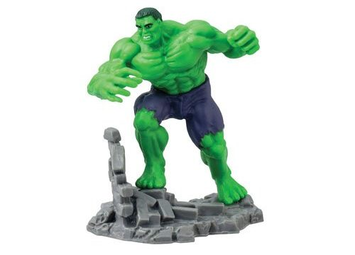Marvel Hulk Collectible Action Figure