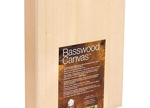 Walnut Hollow Basswood Canvas, 810