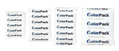 Sonoco Thermosafe PP8 PolarPack Refrigerant Gel Packs Case of 72