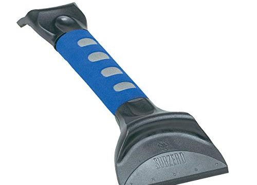 Hopkins Subzero 16621 Ice Crusher Ice Scraper Colors May Vary