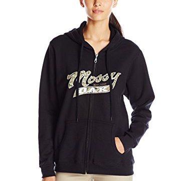 Mossy Oak Women's Full Zip Hoodie