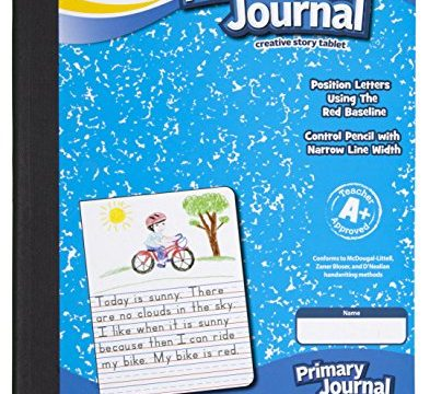 Mead Primary Journal Creative Story Tablet, Grades K-2 9554