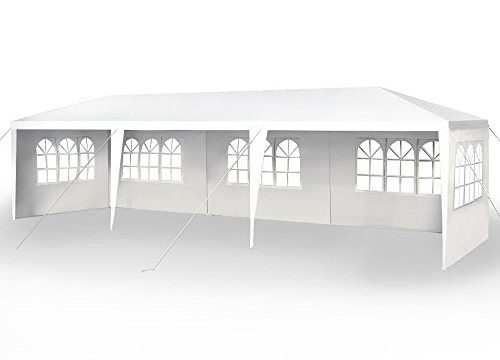FDW 10'x30′ Party Wedding Outdoor Patio Tent Canopy Heavy Duty Gazebo Pavilion -5