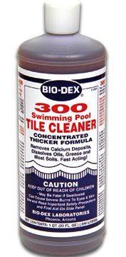Tile Cleaner 300 Bio-Dex BD3OO