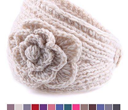 X&Z FAshion women's knit Winter headband ear warmer many colors