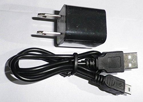 UPBRIGHT New Global Two USB Port AC/DC Adapter + USB Cable