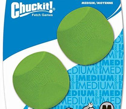 Petmate Medium Erratic Ball 2.5-Inch, 2-Pack