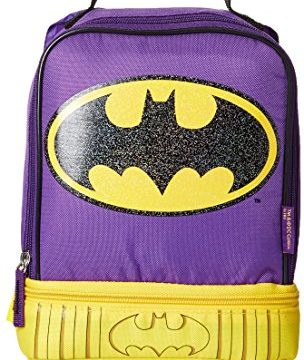 Thermos Dual Lunch Kit, Batgirl with Cape