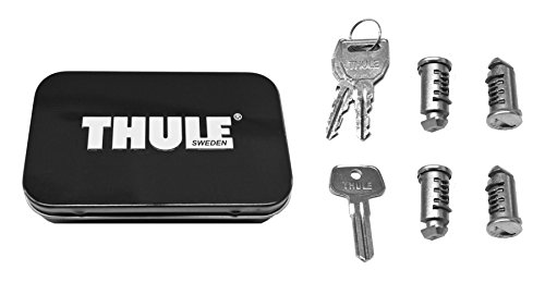 Thule 544 Lock Cylinders for Car Racks 4-Pack,4 Pack