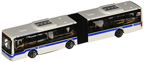 Daron MTA Articulated Bus, Small