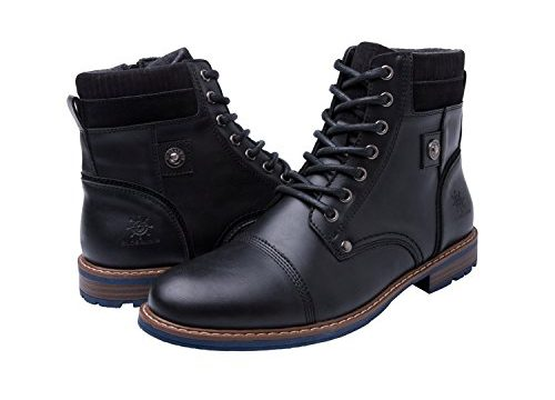 Globalwin Mens Classic 16371639 Fashion Boots