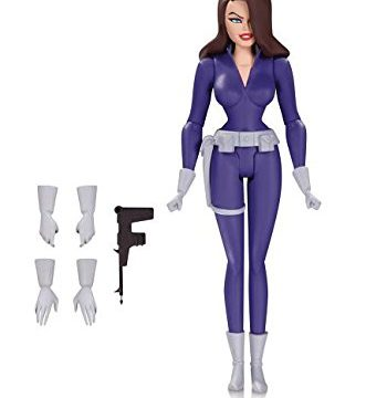 DC Collectibles Batman: The Animated Series: The New Batman Adventures: Talia Al Ghul Action Figure