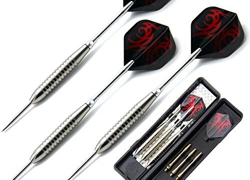 FB0908 – L.e.d Step Step Steel Tip Darts Set with Aluminum Shafts