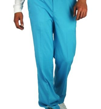 CaPantzzi Men's Stretch Flat Front Pants