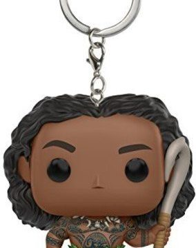Maui Action Figure – Funko Pocket POP Keychain: Moana