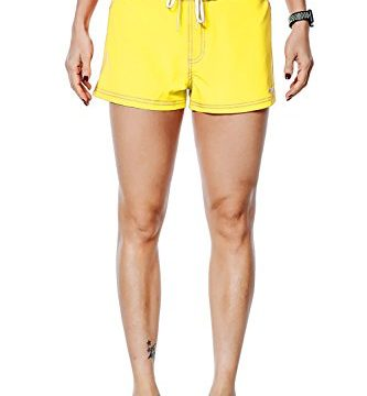 Nonwe Women's Beach Shorts Quick Dry Soild Lightweight