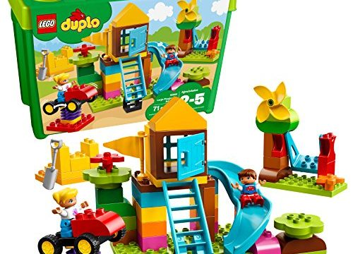 LEGO DUPLO Large Playground Brick Box 10864 Building Block 71 Piece
