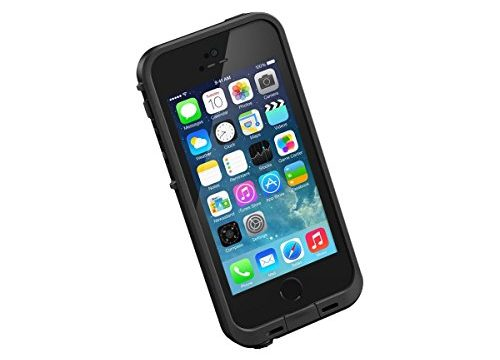 NEW LifeProof FRĒ SERIES Waterproof Case for iPhone 5/5s/SE – Retail Packaging – BLACK