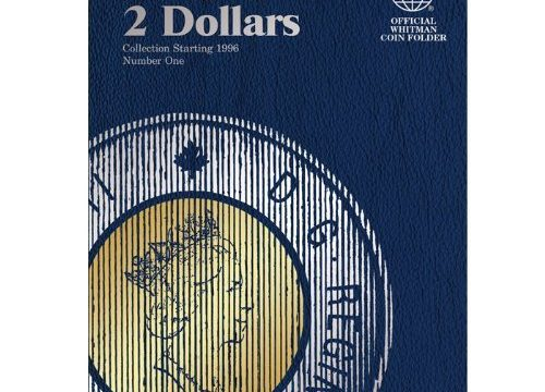 Canadian Two Dollar Folder #1, Starting 1996 by Whitman Publishing 2014-03-11