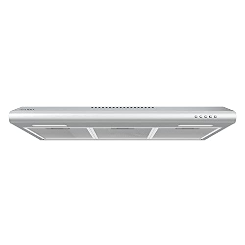 Top 10 Over The Stove Hood Vent with Light Ducted – Range Hoods