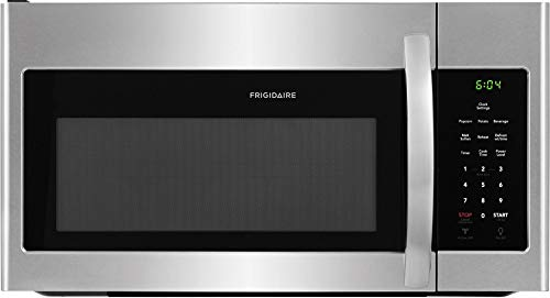 Top 8 FRIGIDAIRE Over the Range Microwave Stainless Steel – Over-the-Range Microwave Ovens