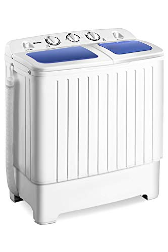 Top 10 Portable Washing Machine with Spin Dryer – Portable Clothes Washing Machines