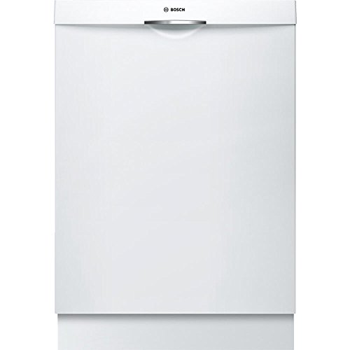 Top 8 Bosch Dishwasher White – Built-In Dishwashers