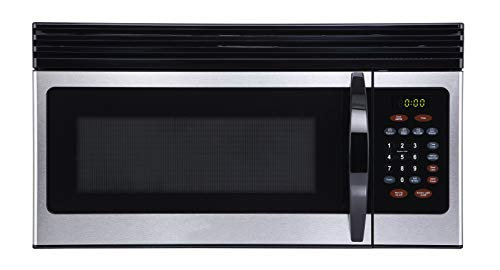 Top 9 Over-the-Range Microwave Oven in Stainless Steel – Over-the-Range Microwave Ovens