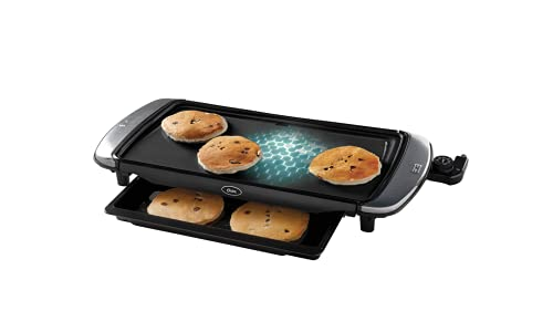 Top 8 Oster Electric Griddle with Warming Tray – Electric Griddles