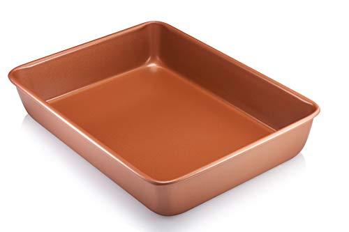 Top 10 Baking Pans Nonstick Set 9×13 – Countertop Pizza Ovens