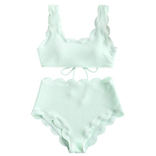 Top 10 Swimwear for Women Two Pieces High Waisted – Cooktops